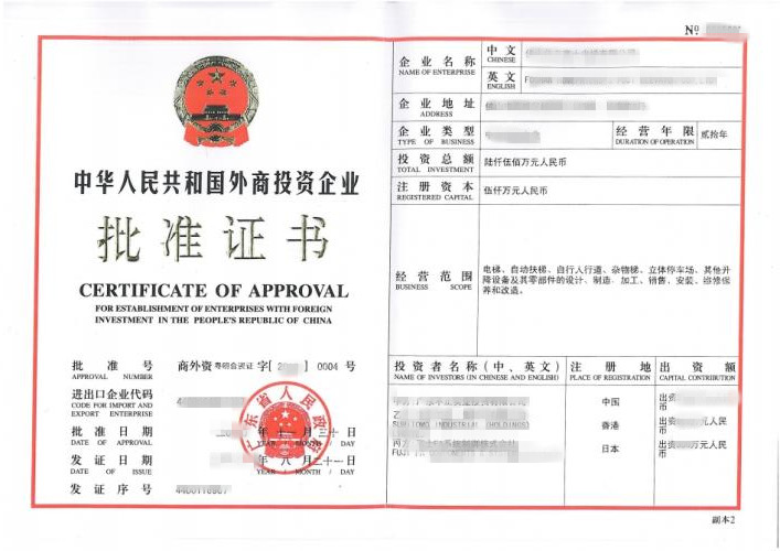 Import Export License 1